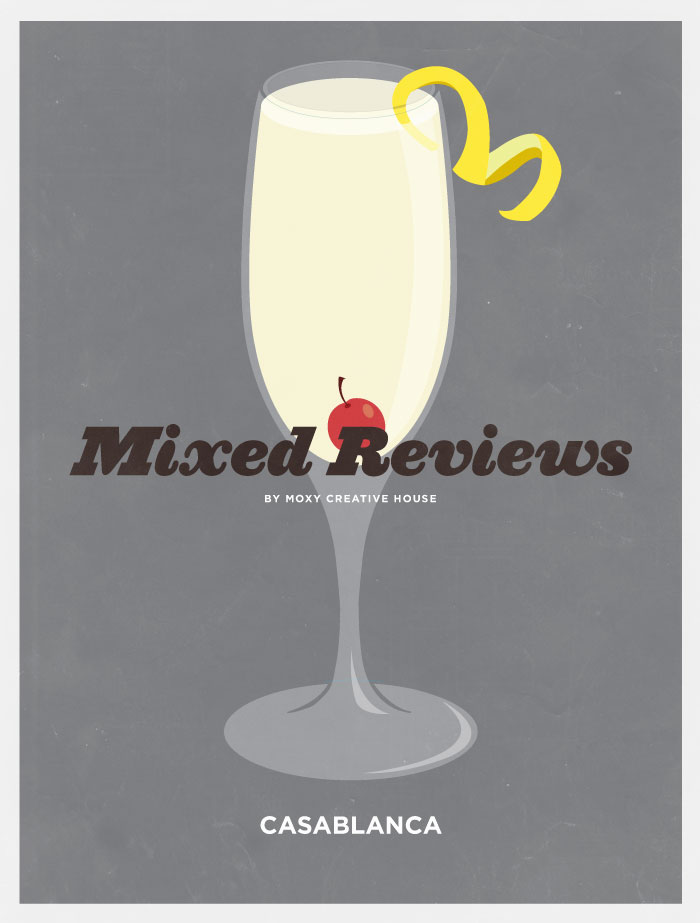 mixedreviews casablanca Mixed Reviews: 20 Classic Men's Movies Liquerated