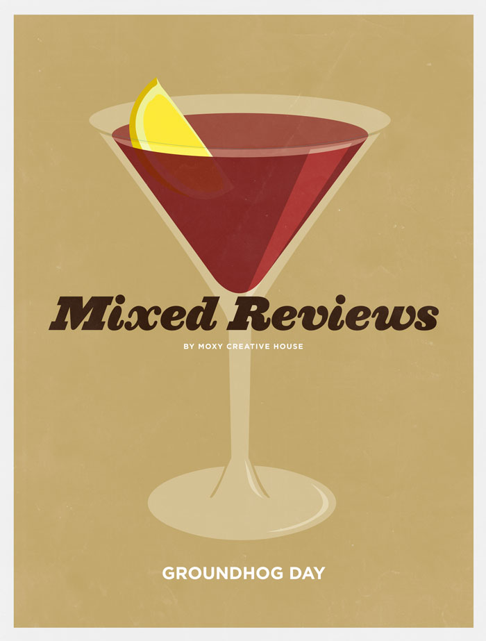 mixedreviews groundhog Mixed Reviews: 20 Classic Men's Movies Liquerated