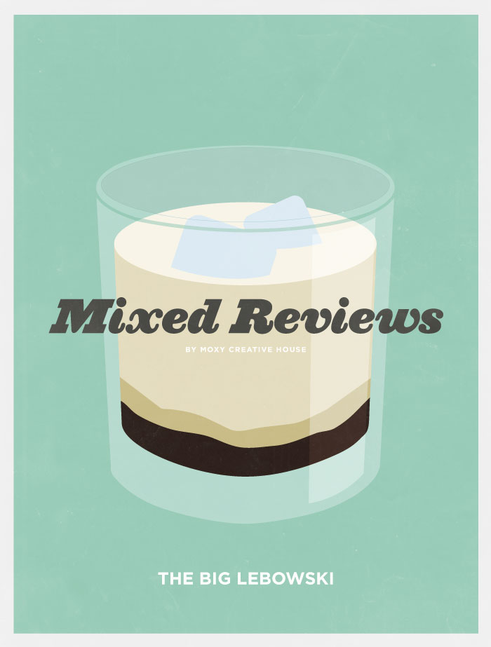 mixedreviews lebowski Mixed Reviews: 20 Classic Men's Movies Liquerated