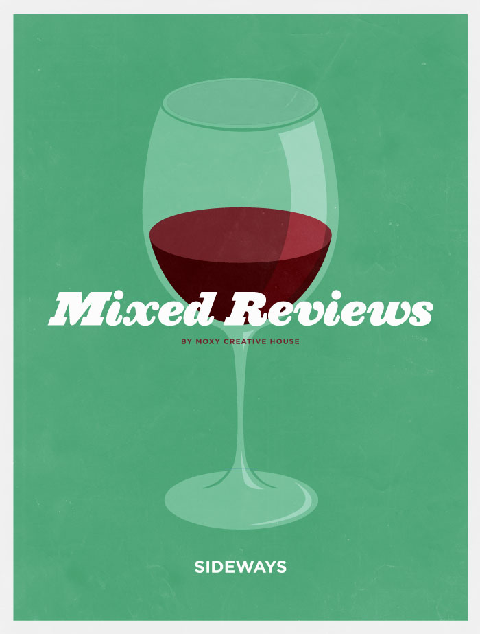 mixedreviews sideways Mixed Reviews: 20 Classic Men's Movies Liquerated