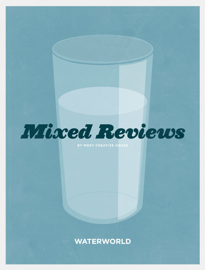 mixedreviews water Mixed Reviews: 20 Classic Men's Movies Liquerated